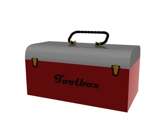3ds max toolbox