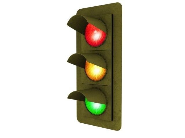 3ds traffic lights