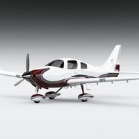 generic plane 3d max