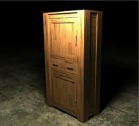 Hubert cabinet