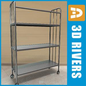 linen cart max