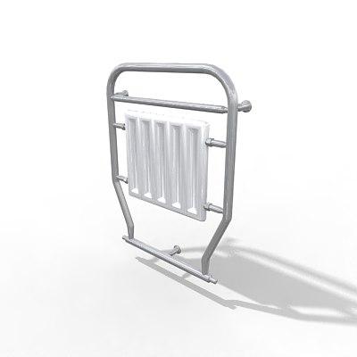 3d towel heater