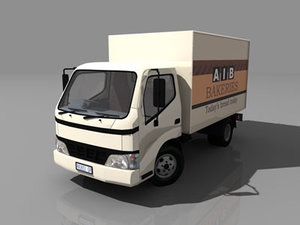 ma delivery truck