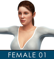 Female Character 01