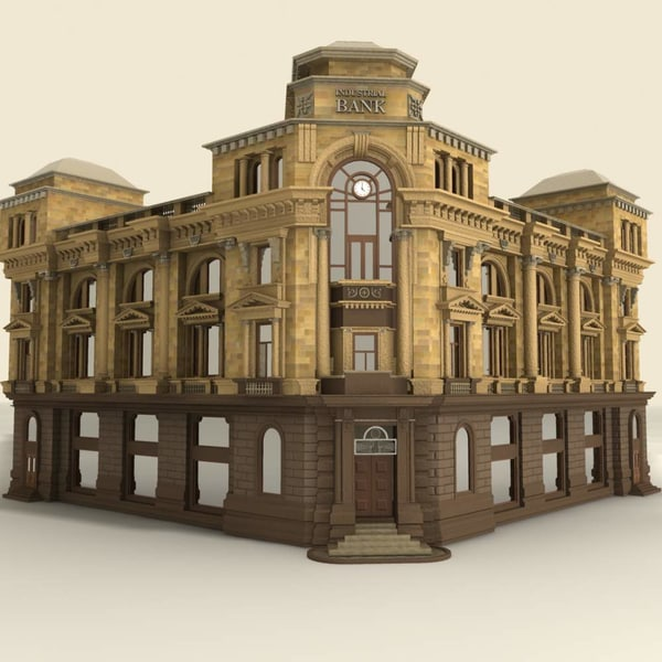 max building bank