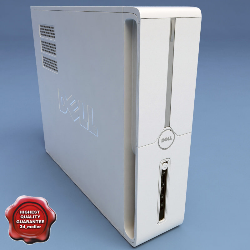 3d dell inspiron tower