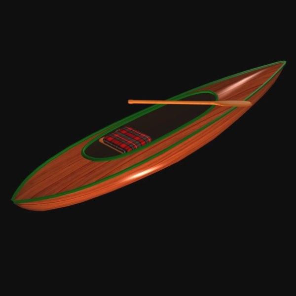 3ds duckboat boat