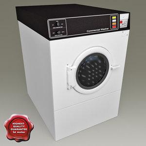 public washer c4d