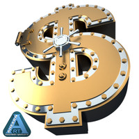 Dollar Sign Vault