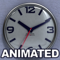KARLSSON 100% REALISTICALLY ANIMATED WALL CLOCK (1ST MODEL)