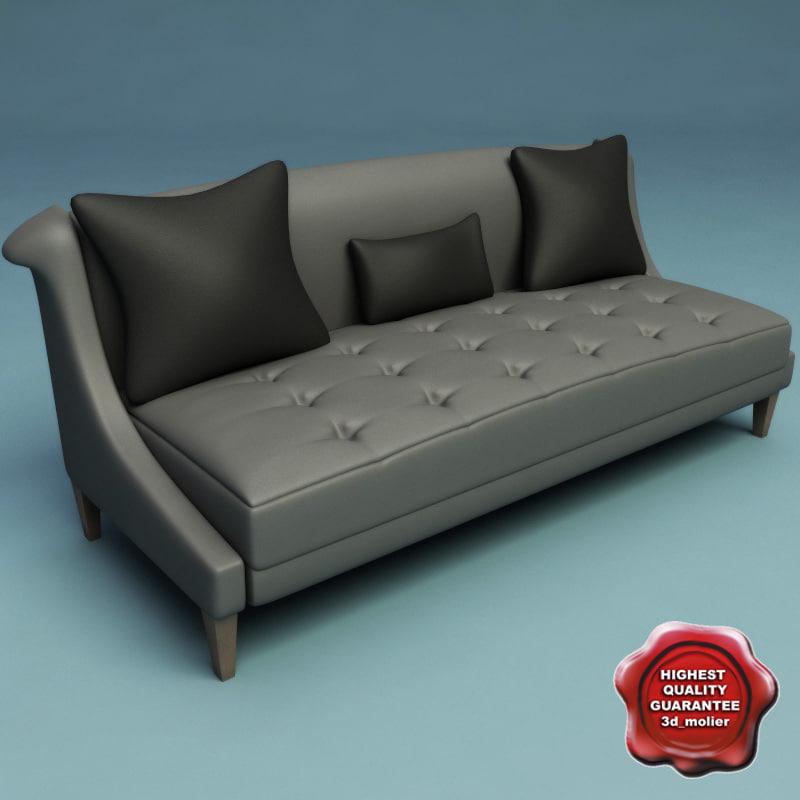 sofa v14 c4d
