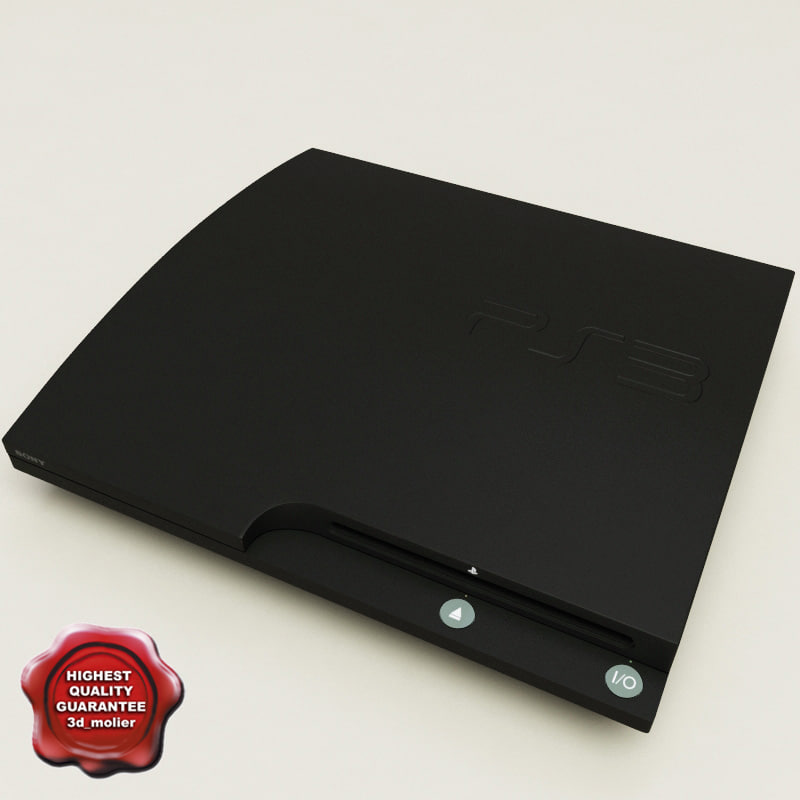 sony playstation 3 console max