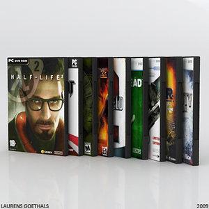 max 9 pc dvd fps