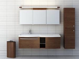 maya set bathroom furniture