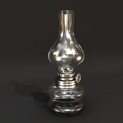 maya oil lamp