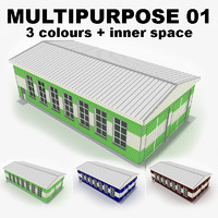 3d facility building 01