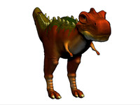 3d ma freaking dino toy