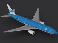 Boeing 777-200 ER KLM