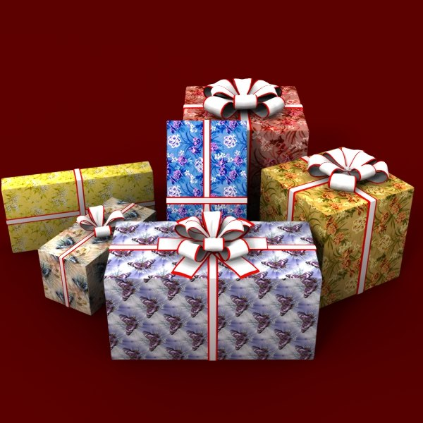 lightwave christmas presents