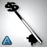 dollar key 3d 3ds