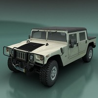 3d vehicle h1 model
