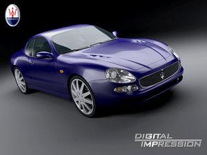 3d model maserati 3200 gt