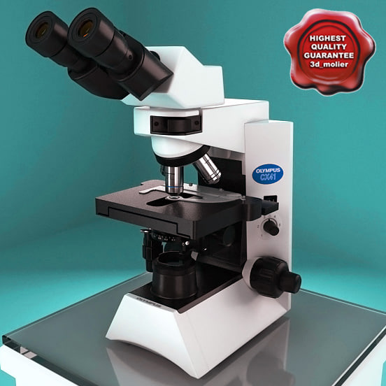 3d microscope olympus cx41 model