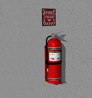 3d extinguisher fires