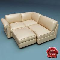 3d sofa v25
