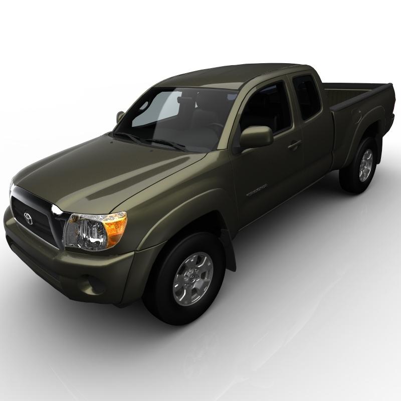 Tacoma Access Cab >> Toyota Tacoma Accesscab 4x4 Trd