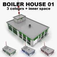 3dsmax boiler-house 01