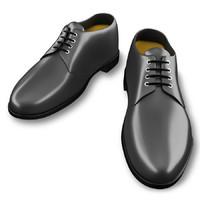3d model shoes