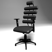 maya unico office chair