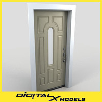 Residential Entry Door 09