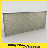 Residential Garage Door 08