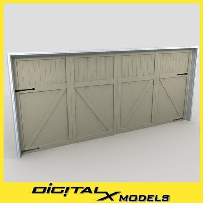 max residential garage door 16