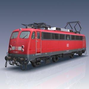3d br 110 locomotive class e