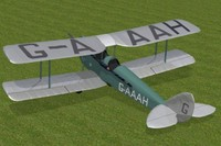 De Haviland Gypsy Moth
