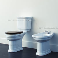 3d toilet bowl bidet devon