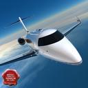 Gulfstream G250 3D models