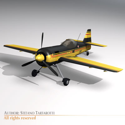 3d model sukhoi su-31m