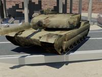 abram tank 3ds