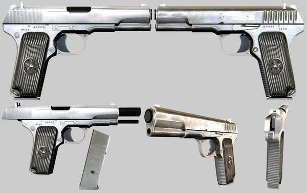 tocarev tt33 3d model