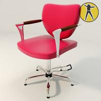 max salon chair hair