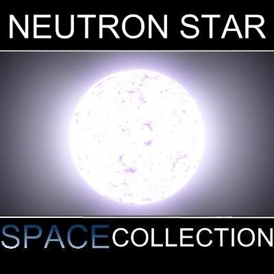 3d model neutron star
