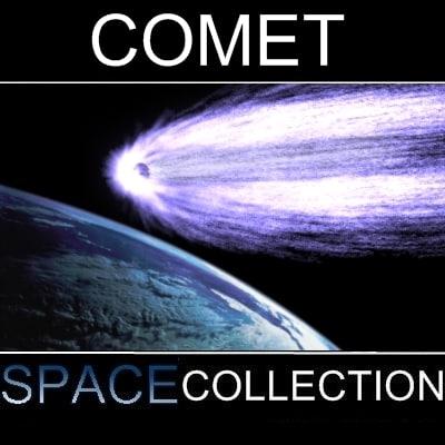 3d comet systems model