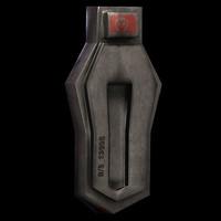 3d armor shard model