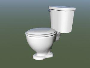 lwo toilet