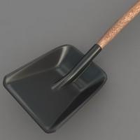Shovel #01