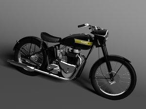 3d model triumph 6t